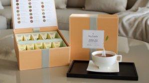 低至5折Tea Forté官网购物券 趣味茶包