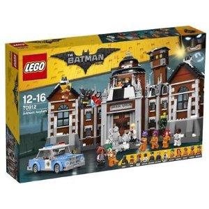 The LEGO Batman Movie - Arkham Asylum (70912)
