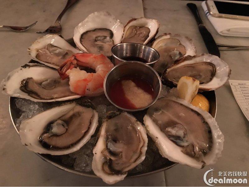 波士顿必吃美食餐厅|美食NeptuneOyster(介绍海神的说明文位于图片