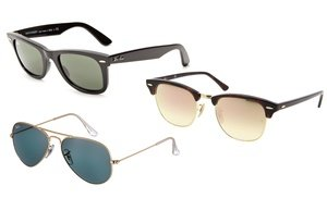 From $74.97Ray-Ban Sunglasses @ Groupon