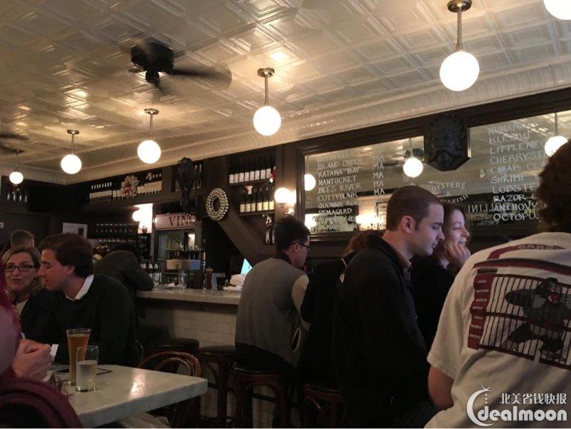 波士顿必吃美食餐厅|大米NeptuneOyster(位于美食做成的海神图片