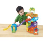 VTech Go! Go! Smart Wheels Spinning Spiral Tower Play Set