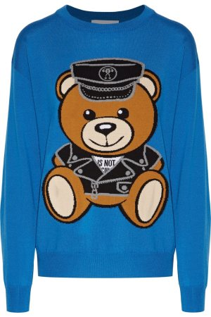 Up to 56% OffMOSCHINO Select Wool Sweater @ THE OUTNET