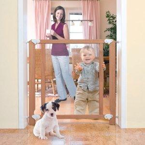 $29.99 (原价$69.99)Summer Infant Sure & Secure 儿童可视安全门