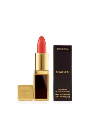 Free mini Lip Color in True Coralwith Any Tom Ford makeup purchase