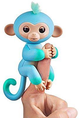 点击购买>>   小编推荐:这一款指尖互动小猴电子宠物,通过手指触控就