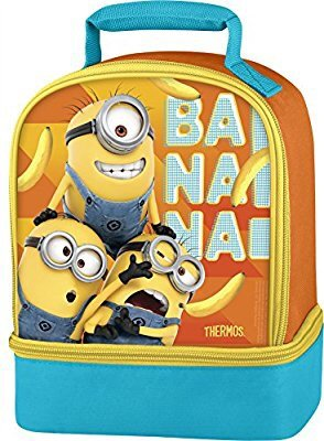 $3Thermos Despicable Me 3 Dual Lunch Kit