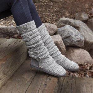 $14MUK LUKS Women's A La Mode Jenny Boot