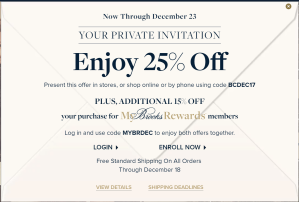 Brooks Brothers 25%+15% OFFBrooks Brothers 25%+15% OFF