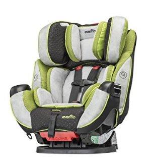 $109.62Evenflo Symphony 全合一双向汽车安全座椅