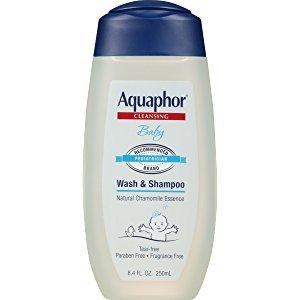 $5.59包邮Aquaphor 婴儿洗发沐浴露500ml大瓶经济装