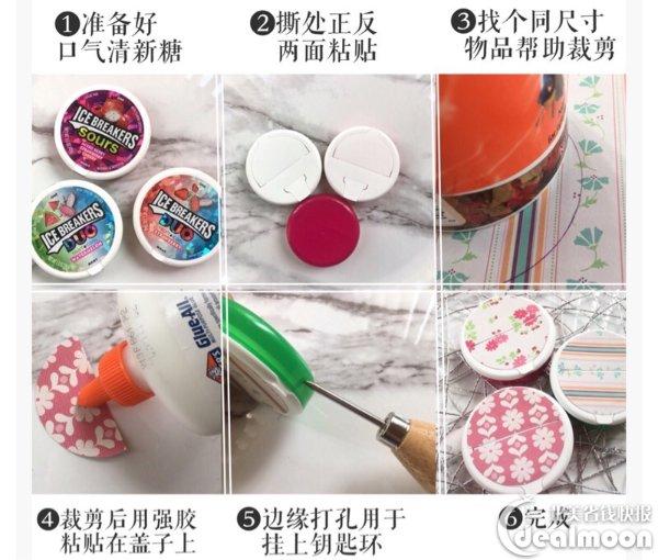 生活 艺术文化 【diy】日常生活用品的创意 & 小技巧  粘上零食袋上后