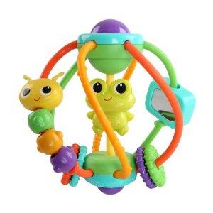 $5.99Bright Starts 婴儿活动球玩具