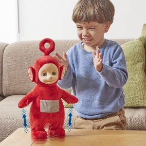 $12.99Teletubbies 天线宝宝音乐玩偶 11寸