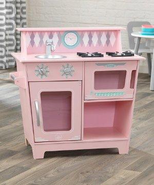 $42.99Kitchenette 玩具小厨房 粉色