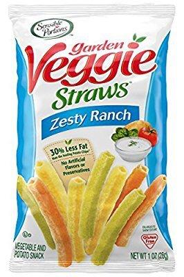 $11.1Sensible Portions 混合蔬菜空心薯条 24包