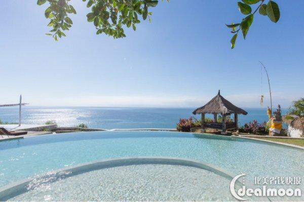 巴厘岛全自由行攻略,茅草屋和无边泳池 | 海边之旅的最好选择