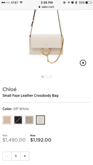 saks设计师牌包包低至六折Saks Designer Sale