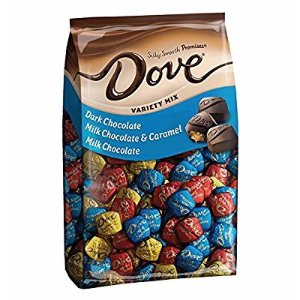 $11.50Dove Promises Variety Mix Chocolate Candy 43.07-Ounce 153-Piece Bag