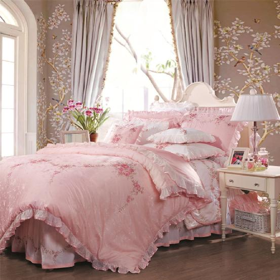 4-Piece Bedding Set / Night of Waltz
