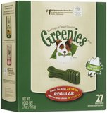 Greenies Regular Dog - 27oz