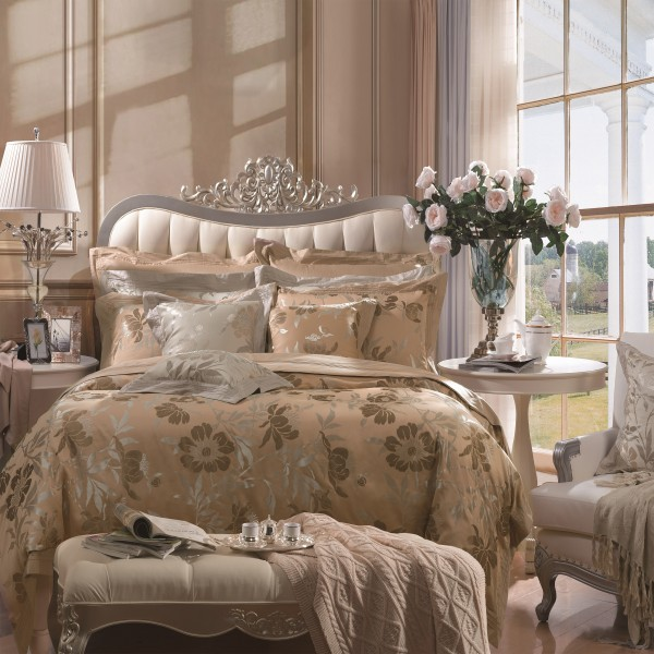 4-Piece Bedding Set / Eternal Song