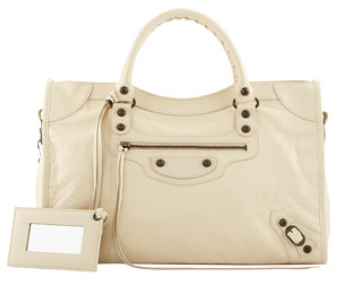 Balenciaga Classic City Bag, Cream