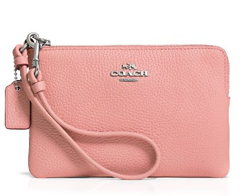 Up to 30% OFF + $25 Off Every $100 Purchase on Coach Handbags, Shoes, and Clothing @ Bloomingdales
