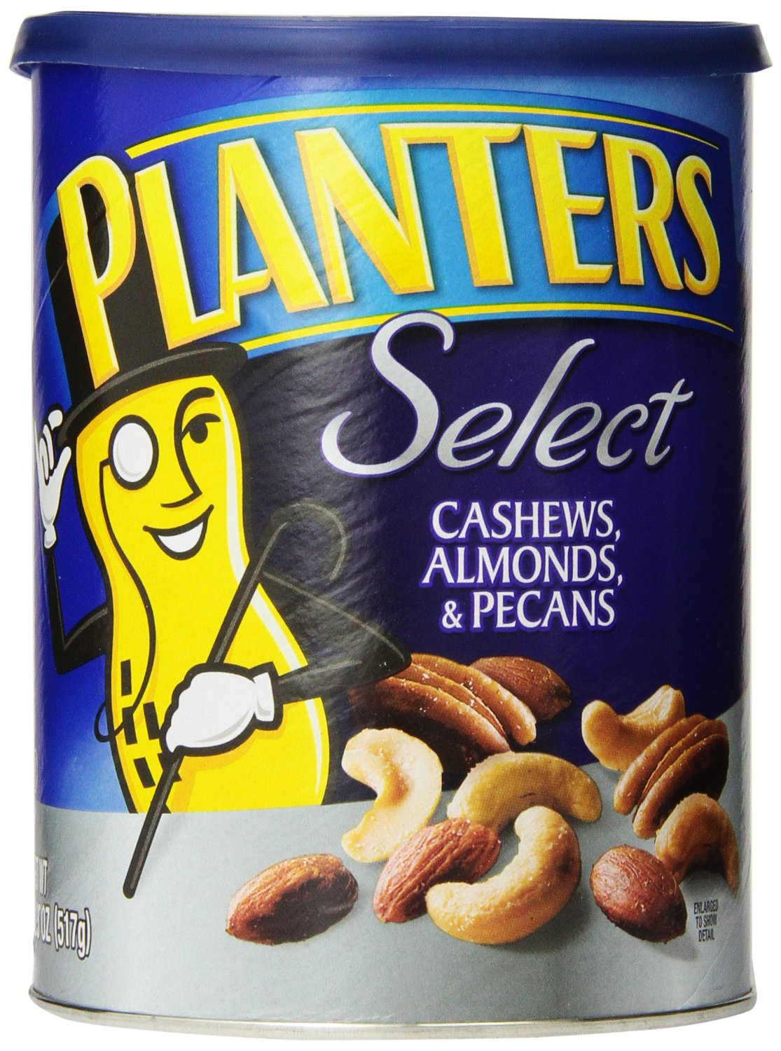 20% Off + Extra 5% Off Select Planters Nuts @ Amazon.com