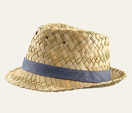Phillips Beach Straw Fedora Hat