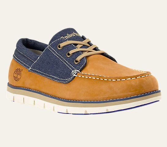 Men's Harborside 3-Eye Boat Shoes