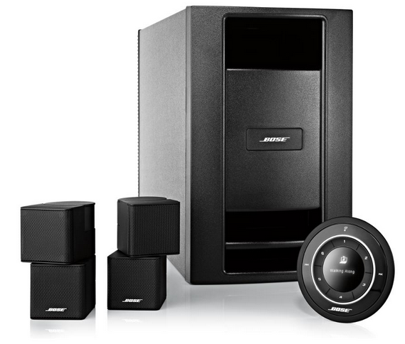 Bose SoundTouch Stereo JC Wi-Fi Music System (Black)