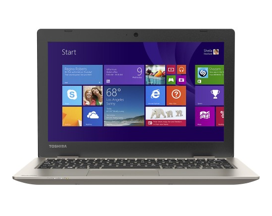 Toshiba - Satellite 11.6