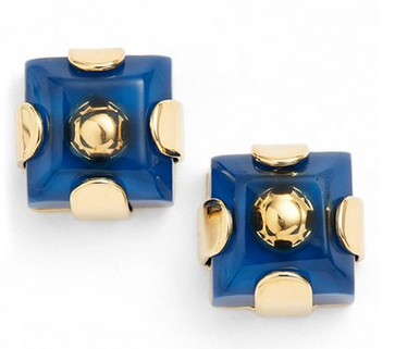 MARC BY MARC JACOBS 'Kandi' Square Stud Earrings