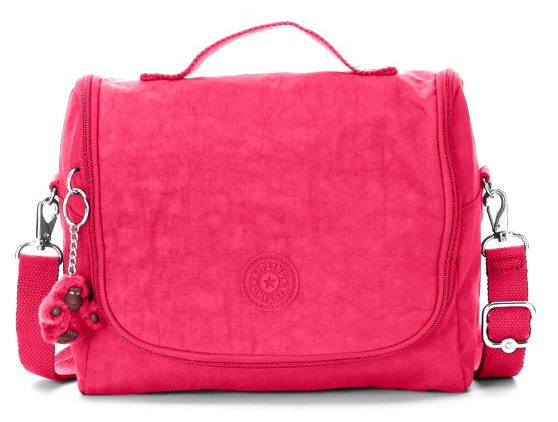 KICHIROU LUNCH BAG - VIBRANT PINK