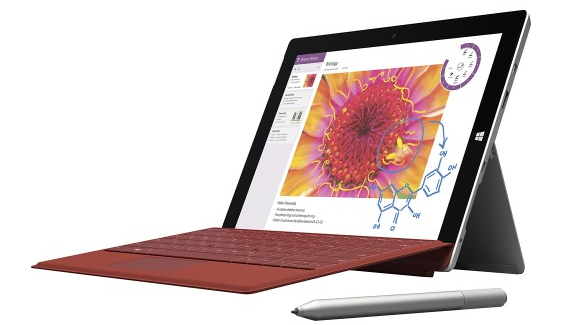 Surface 3 10.8