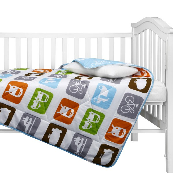 CARSON'S TOY BABY COTTON SUMMER COMFORTER