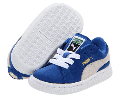 Puma Kids Suede Classic (Infant/Toddler)