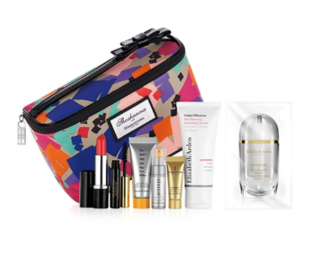 FREE 7-Pc. Gift with $34.50 Elizabeth Arden purchase