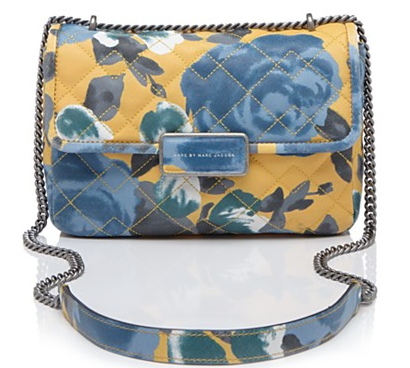 MARC BY MARC JACOBS Crossbody - Rebel 24 Jerrie Rose Quilted