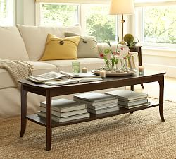 CHLOE RECTANGULAR COFFEE TABLE