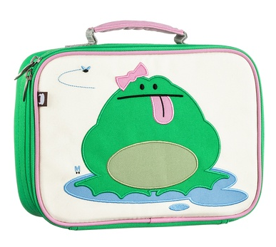 Beatrix New York New York Kids' Katarina Lunch Box, Green