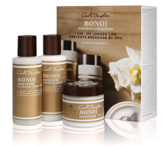 Monoi Repairing Collection 3-Piece Starter Kit