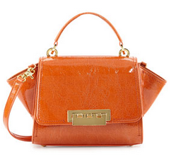ZAC Zac Posen Eartha Mini Crossbody Bag, Orange