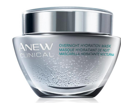 Anew Clinical 高保湿睡眠面膜