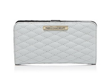 Rebecca Minkoff Quilted Sophie Snap Continental Wallet