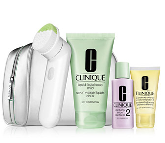 Clinique Cleansing by Clinique Value Set Skin Type