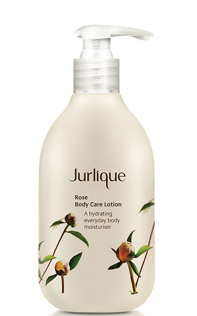 Rose Body Care Lotion