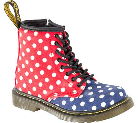 Dr. Martens Brooklee 8-Eye Lace Boot
