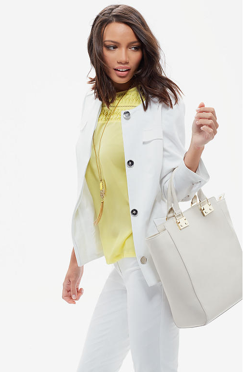 Tall Work Tote